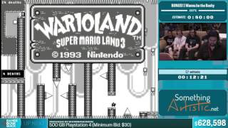 SGDQ 2015 - I Wanna be the Boshy Speedrun in 38:31 by witwix