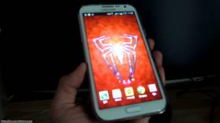 갤럭시 노트2(Galaxy Note2) 반디 LED 젤…