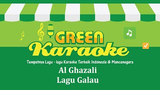 Video Al Ghazali - Lagu Galau (Karaoke) download MP3, 3GP, MP4, WEBM, AVI, FLV September 2018