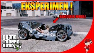 Download lagu GTA V EKSPERIMEN RUSAKIN MOBIL SAMPE HANCUR wkwkwk MP3