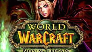 World of Warcraft: The Burning Crusade [OST] #02 - Shards of the Exodar