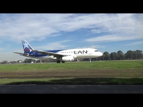 Plane Spotting   Aeroparque Jorge Newbery   Buenos Aires   Parte 2/2