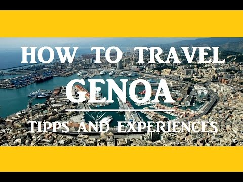 GENOA TRAVEL GUIDE | Travel Liguria | Backpacking Italy