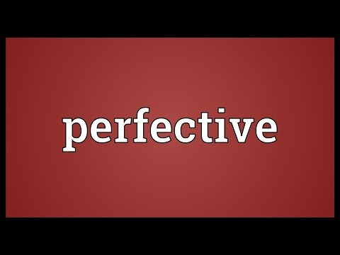 Header of perfective