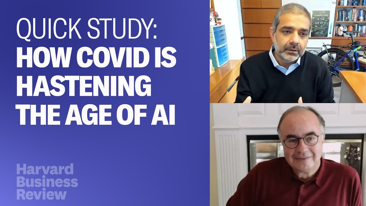 The Covid-19 Pandemic is Forcing Companies to Build AI Skills Quickly