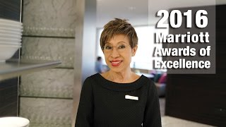 Rachel turns guests into friends in Singapore | 2016 Marriott Awards of Excellence
