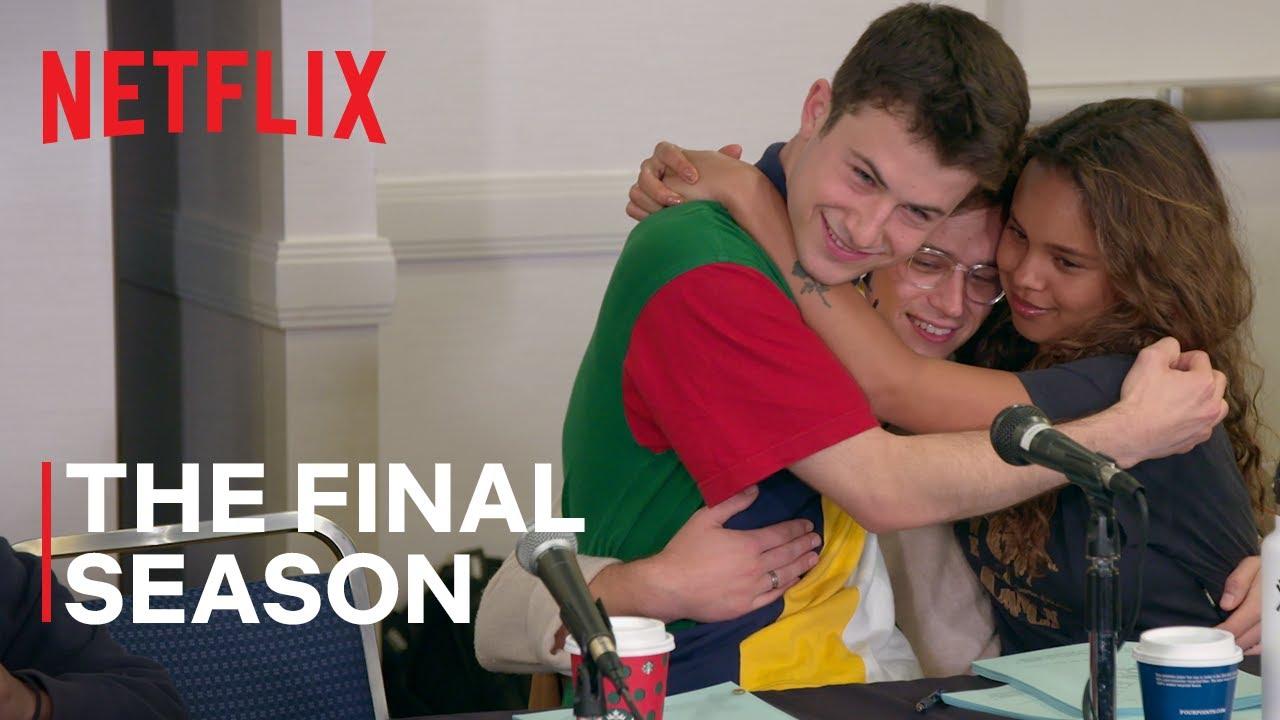 Saying Goodbye | 13 Reasons Why | Netflix