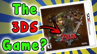 Zelda Twilight Princess 3DS VERSION? - Video Game Mysteries/Rumors