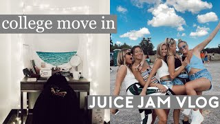 MOVING INTO APARTMENT & MUSIC FESTIVAL VLOG | Margot Lee