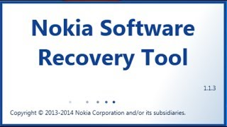 Cách sử dụng nokia recovery tool -How to use nokia recovery tool Lumia 1520