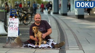Bettler - Ignorieren oder Geld geben? | Engel fragt