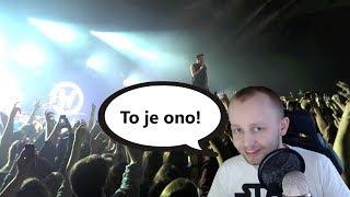 Agraelův trapas na koncertu 21 Pilots   Memes