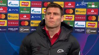 '우리는 기회가 충분했습니다.' 레알 마드리드와의 골 앞에서 리버풀의 투쟁에 대한 Milner