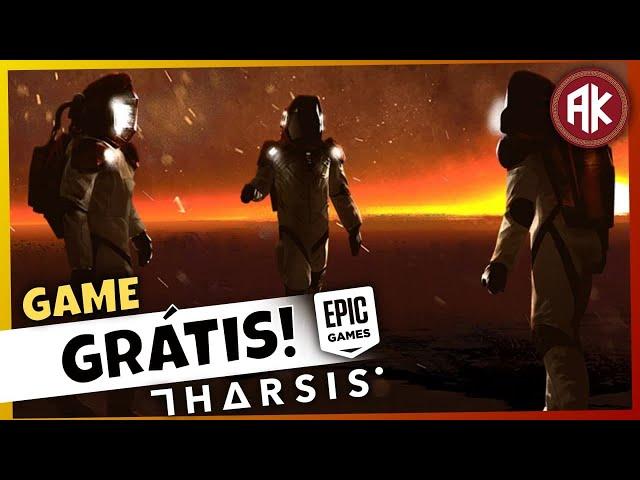 JOGO GRÁTIS NA EPIC GAME - Tharsis - Continua?