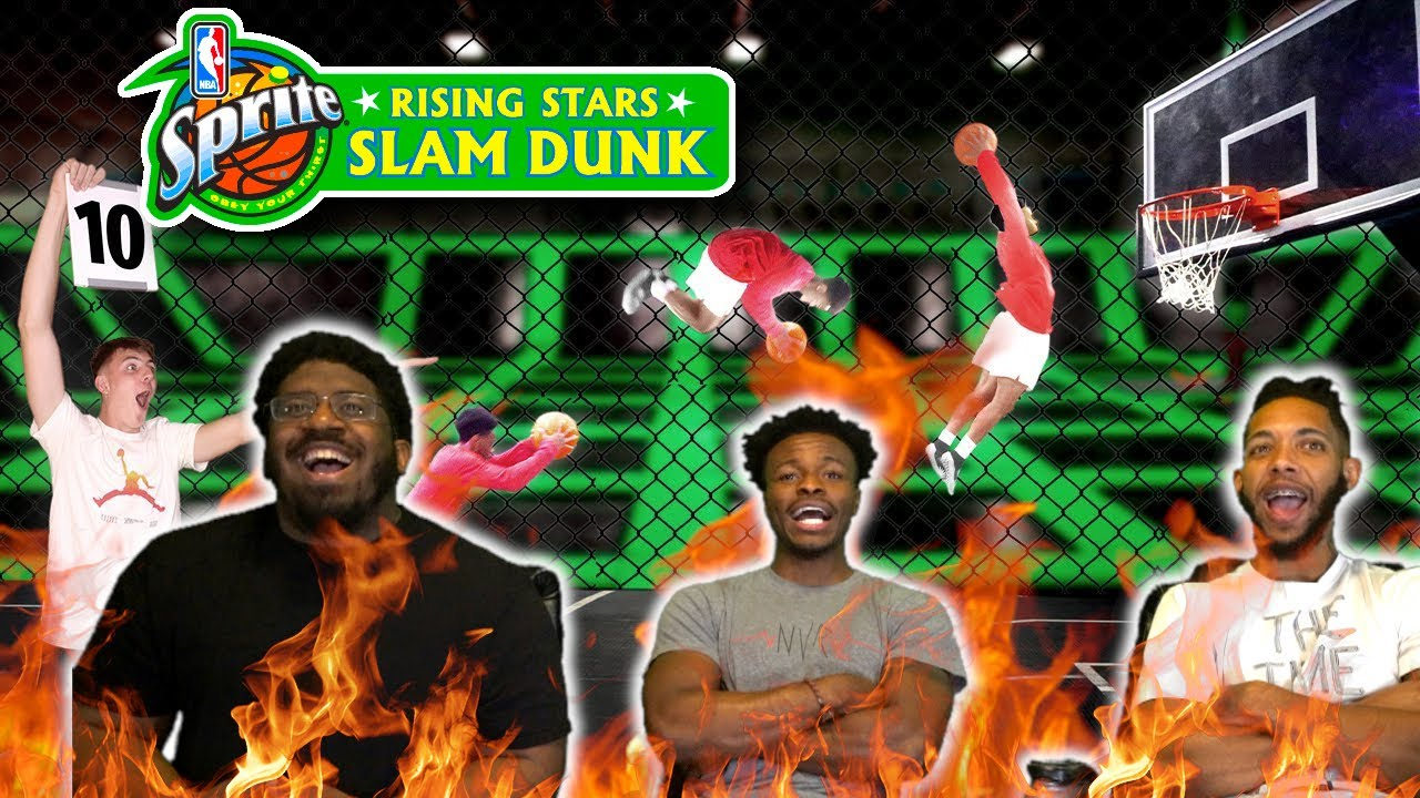 DOES DC HEAT HAVE THE BEST TRAMPOLINE DUNKERS ON YOUTUBE?!?!   HouseReacts!