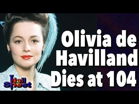 'Gone With the Wind' star Olivia de Havilland Dies at 104 from YouTube · Duration:  2 minutes 8 seconds