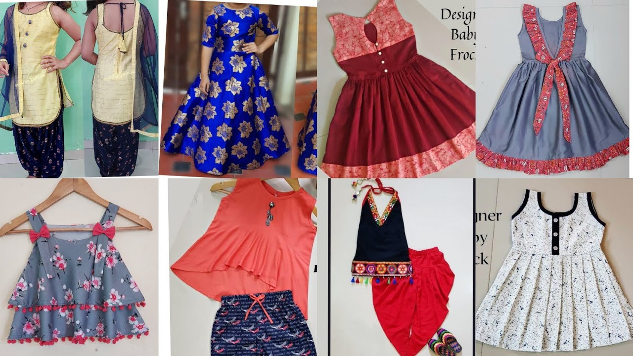 Baby frock Designs/Beautiful Baby Frock Design/latest baby dress design/style by radhika