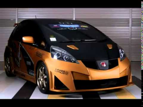 Modifikasi Terbaru Honda Jazz 2015 - YouTube