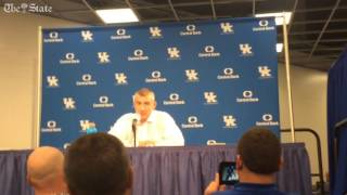 Frank Martin at Kentucky