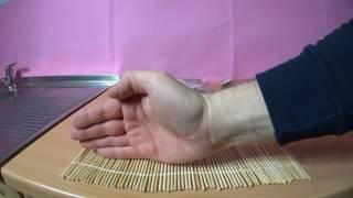 Как сделать циновку для приготовления роллов
