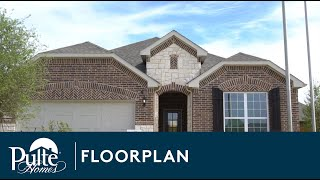 New Home Designs | Two Story Home | Mooreville | Home Builder | Pulte Homes