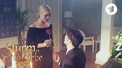 Joshua und Annabelle: Der Heiratsantrag | Sturm der Liebe