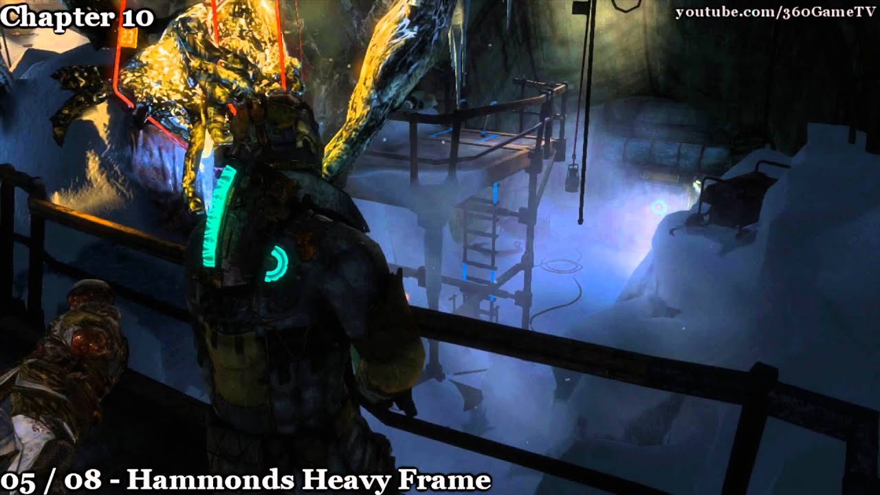 Dead Space 3 - Chapter 10 - 100% Collectibles Guide - All Logs ...