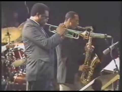 McCoy Tyner Trio / F. Hubbard, R. Moore, Stuttgart 1990