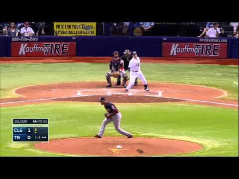 2016 Cleveland Indians Trailer