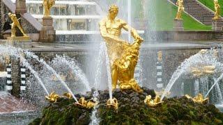 петергоф 2019Фонтаны в ПетергофеСанкт-Петербург