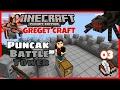 Menuju Puncak Battle Tower !!! #03 | Minecraft PE Modded Survival | Greget Craft