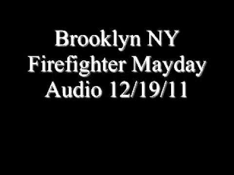 Brooklyn NY Firefighter Mayday Audio 12/19/11