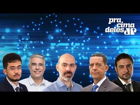 #PraCimaDeles com Kim Kataguiri (DEM-SP), Eduardo Girão (PODEMOS-CE), Diogo Schelp e José Maria T.