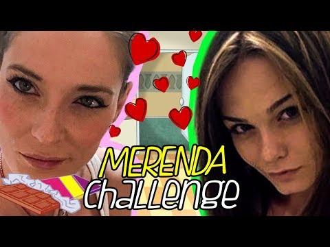 MERENDA Challenge con mia SORELLA! super divertente!!