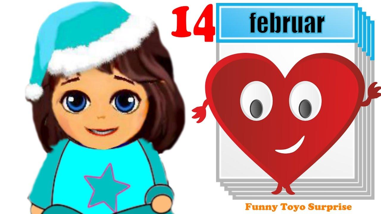 happy valentine u0027s day cartoon animation with anna u0026 elsa frozen