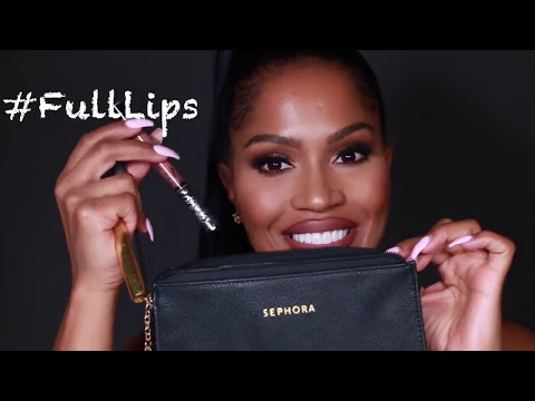MakeupShayla How To  Sephora Full Lip Trend GrandeLIPS
