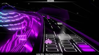 MIKE Playes Audiosurf - Jochen Miller - Brace Yourself (Extended Mix)