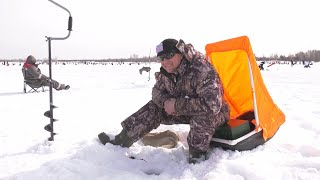 XОЗЯЕВА ТАЙГИ Зимняя рыбалка