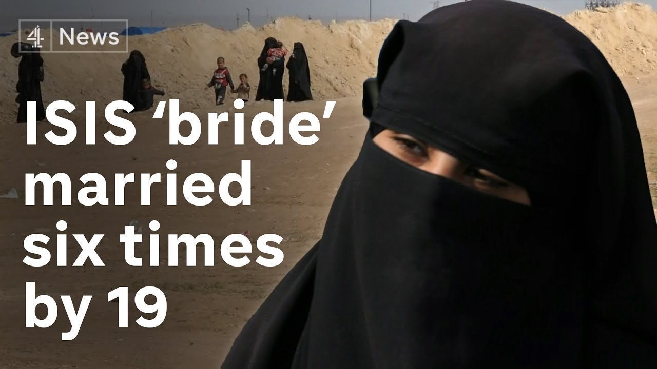 Download Meet the refugee ISIS 'brides' still loyal to the caliphate