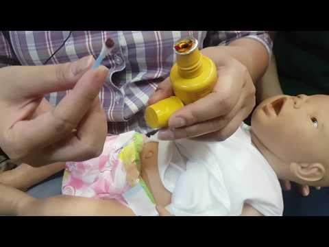 Paglinis ng Pusod at Bibig, Gupit ng Kuko, - Caregiving Lesson 4 by Doc Katrina Florcruz