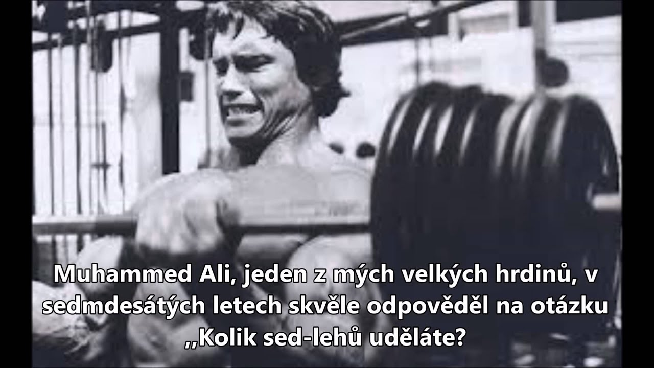 Arnold Schwarzenegger 6 Rules Of Success Cz Tit Youtube