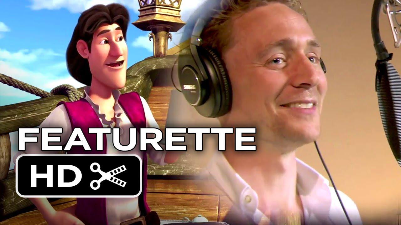 Download Tinker Bell & The Pirate Fairy Featurette - Voice Work (2014) - Tom Hiddleston Disney Movie HD
