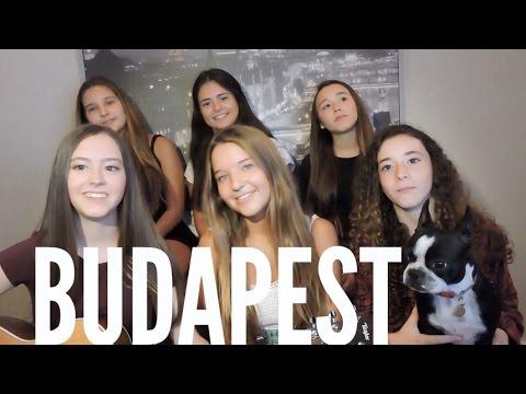 Budapest - George Ezra (COVER by Sonder)