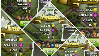 How to find attack-HOW TO FIND CLASH OF CLANS AMAZING LOOT IN A OSM TRICK IN HINDI