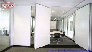 Vách Văn Phòng Compact Di Động Thumbnail