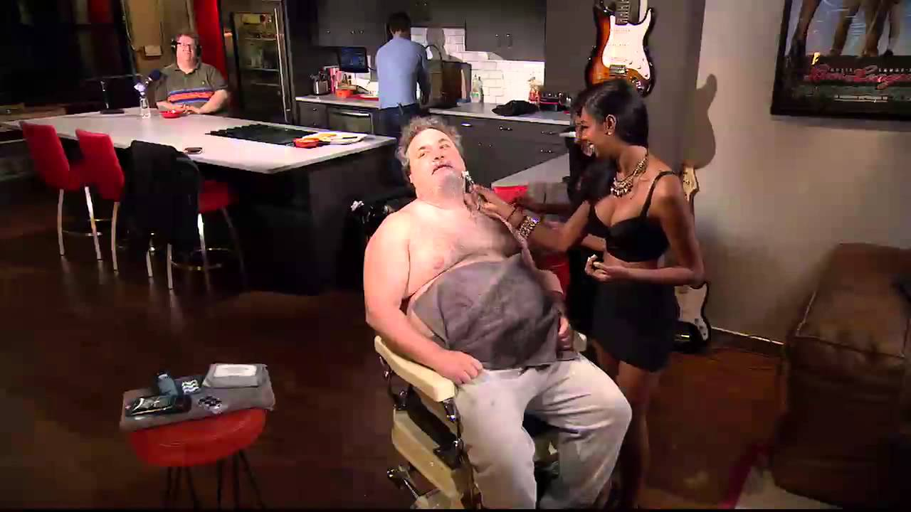 The Artie Lange Show The Dollar Shave Club Shave