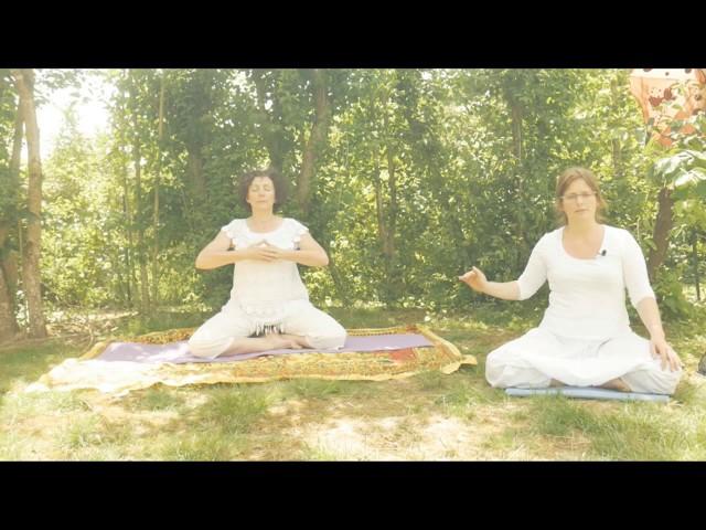 Méditation/Pranayama pour l'équilibre nerveux