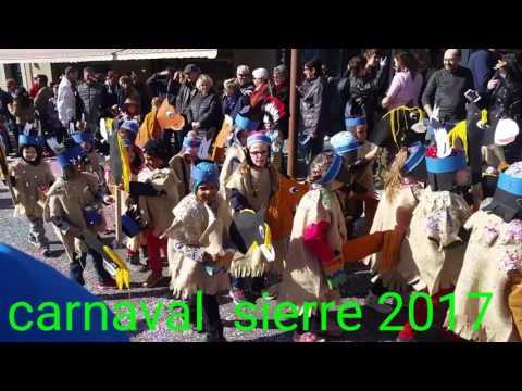 Carnaval sierre 2017