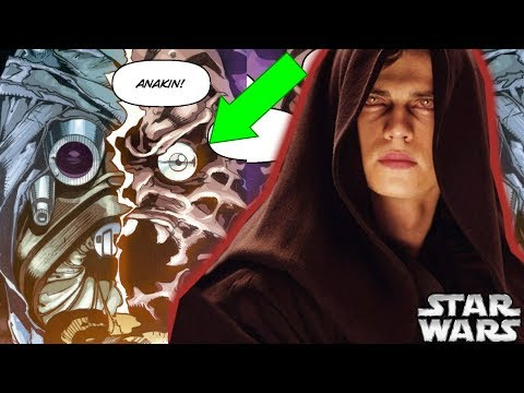 How Anakin Saw a MASKLESS Tusken Raider Call His Name - Star Wars Explained