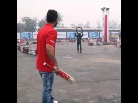 Virat Kohli Blind cricket challenge